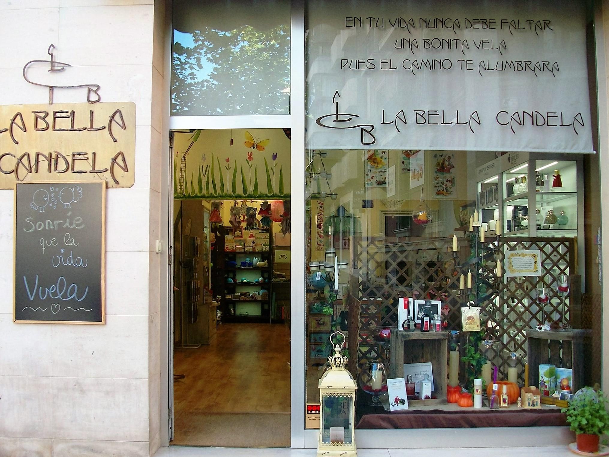 Novedades de Otoño en LA BELLA CANDELA